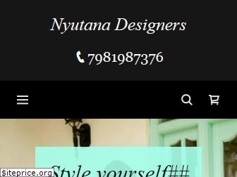 www.nyutanadesigners.in website price