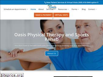 oasisphysicaltherapy.com