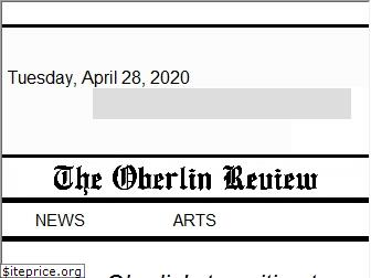 oberlinreview.org
