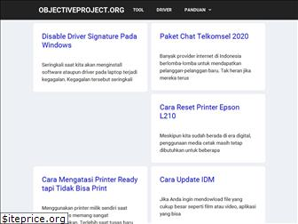 objectiveproject.org