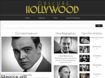obscurehollywood.net