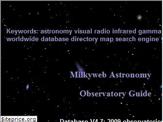 observatory-guide.org