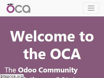 www.odoo-community.org website price