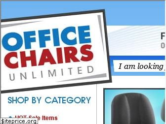 officechairsunlimited.com