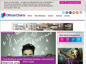 officialcharts.com
