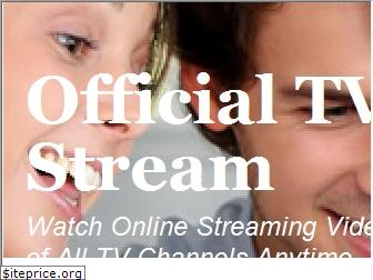 officialtvstream.net