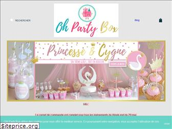 ohpartybox.fr