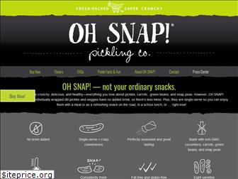 ohsnappickles.com
