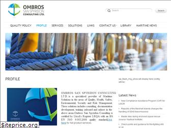 ombros-consulting.com