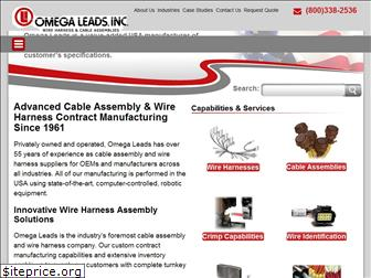 omegaleads.com