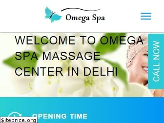 www.omegaspa.co.in website price