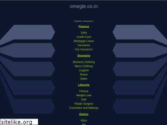 omegle.co.in