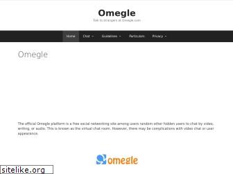 Omegle benzeri top 50 site