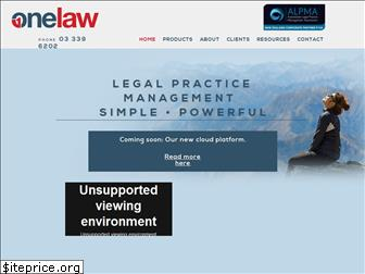 onelaw.co.nz