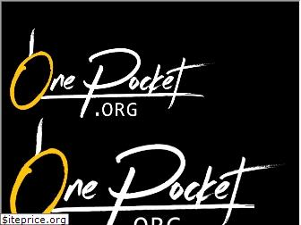 onepocket.org