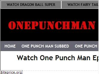 Io online dubbed watch subbed one man animeultima punch english Jujutsu Kaisen
