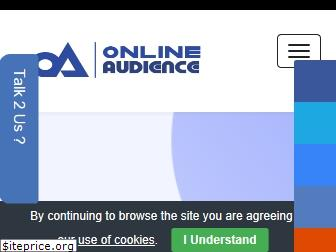 onlineaudience.co.uk