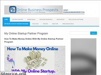 onlinebusinessprospects.com