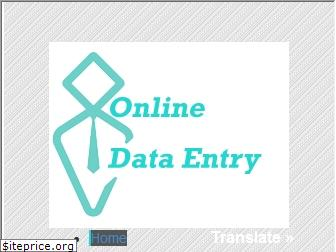 onlinedataentry.in
