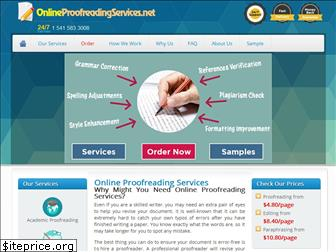 onlineproofreadingservices.net