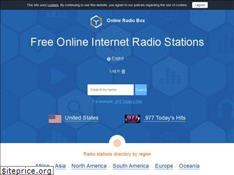 onlineradiobox.com