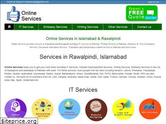 onlineservices.pk