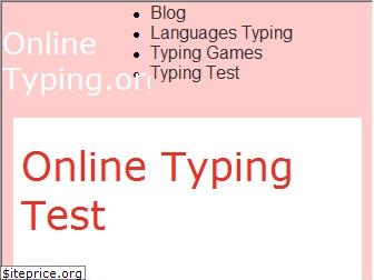 onlinetyping.org