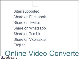 onlinevideoconverter.party