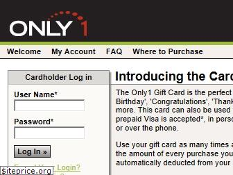 only1giftcard.com.au