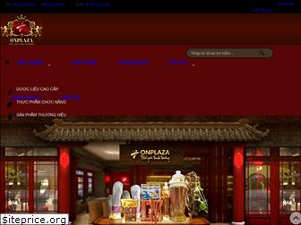 www.onplaza.vn website price