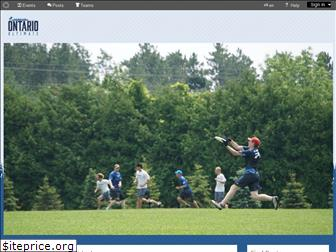 ontarioultimate.ca