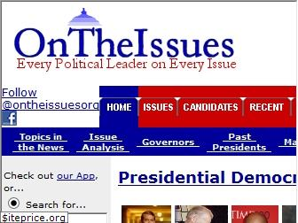 ontheissues.org
