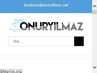 www.onuryilmaz.net website price