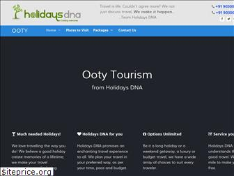 ootytourism.co.in