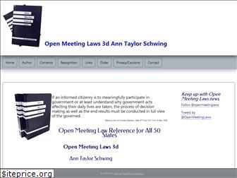 openmeetinglaws.com