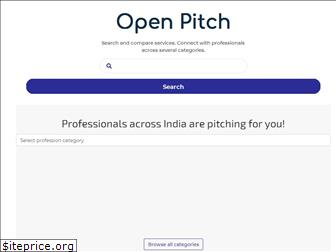 openpitch.in