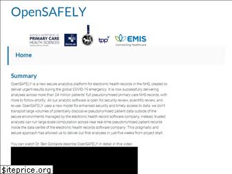 opensafely.org