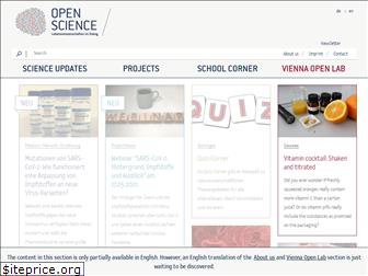 openscience.or.at