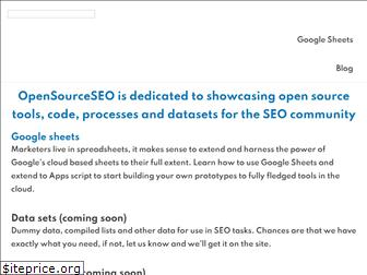 opensourceseo.org