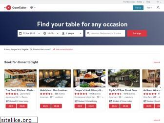 opentable.ie