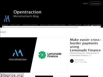 opentraction.com
