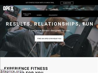 opexgyms.com