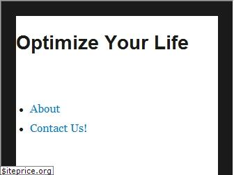 optimizeyourlife.co