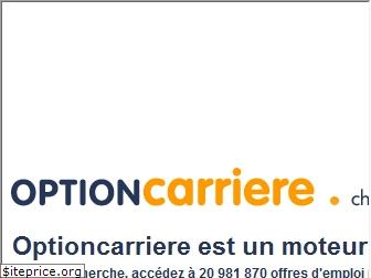 optioncarriere.ch