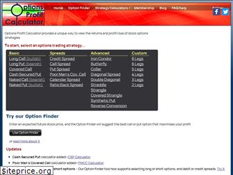 optionsprofitcalculator.com