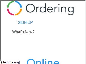ordering.co