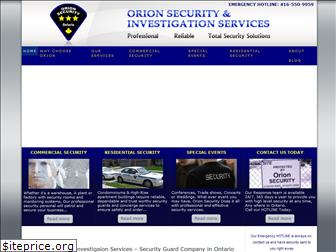 orionsecurity.ca