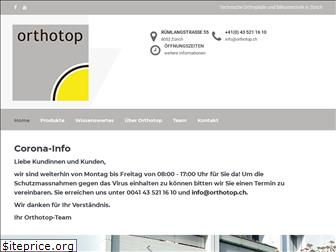 orthotop.ch