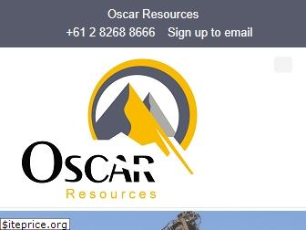 oscarresources.com.au