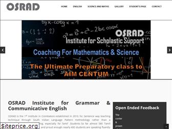 osrad.in